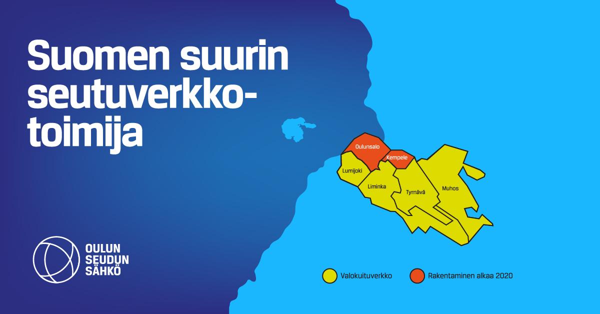 Tietoa Rakentamisesta Oulun Seudun Sahko
